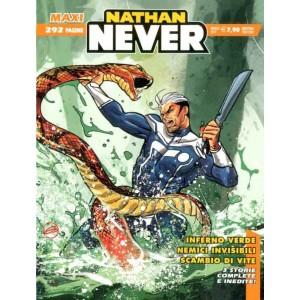 Nathan Never Maxi - N° 17 - Maxi Nathan Never 17 - Bonelli Editore