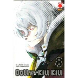 Dolly Kill Kill (M11) - N° 8 - Dolly Kill Kill - Sakura Panini Comics