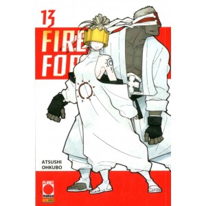 Fire Force - N° 13 - Fire Force - Manga Sun Panini Comics
