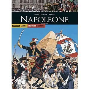 Historica Biografie - N° 25 - Napoleone - Napoleone Mondadori Comics