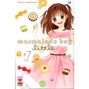 Marmalade Boy Little (M7) - N° 7 - Manga Rainbow 27 - Panini Comics