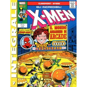 X-Men Di Chris Claremont - N° 7 - Gli Incredibili X-Men - Panini Comics