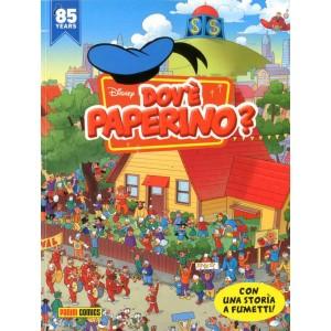 Dov'E' Paperino? - Dov'E' Paperino? - Disney Mix Panini Comics