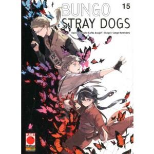 Bungo Stray Dogs - N° 15 - Manga Run 15 - Panini Comics