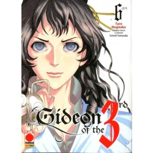 Gideon Of The 3Rd (M8) - N° 6 - Manga Icon 24 - Storia Di Un Rivoluzionario Panini Comics