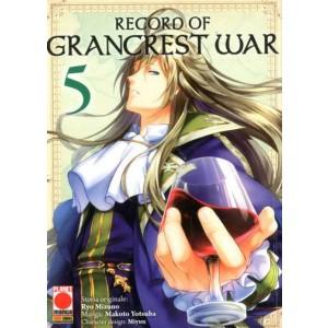 Record Of Grancrest War - N° 5 - Akuma 33 - Panini Comics