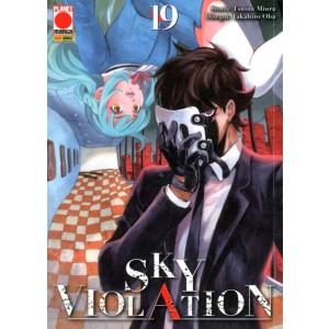 Sky Violation - N° 19 - Manga Drive 19 - Panini Comics