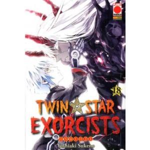Twin Star Exorcists - N° 18 - Manga Rock 25 - Panini Comics