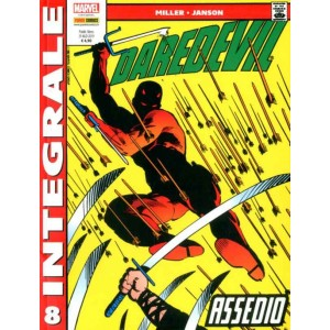 Daredevil Di Frank Miller - N° 8 - Daredevil Di Frank Miller - Marvel Integrale Panini Comics
