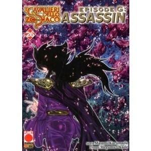 Cavalieri Zod. Ep. G Assassin - N° 26 - Planet Manga Presenta 101 - Planet Manga Presenta Panini Comics