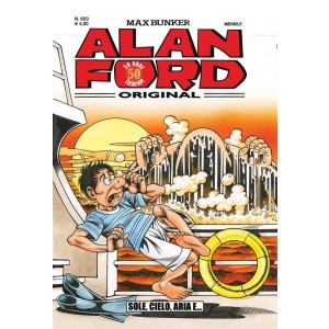 Alan Ford - N° 603 - Sole, Cielo, Aria E... - 1000 Volte Meglio Publishing