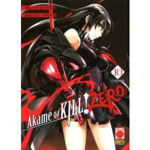 Akame Ga Kill! Zero (M10) - N° 10 - Manga Blade 53 - Panini Comics