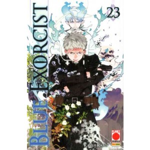Blue Exorcist - N° 23 - Manga Graphic Novel 116 - Panini Comics