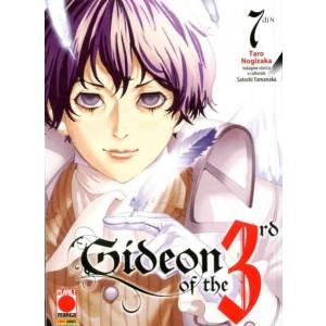 Gideon Of The 3Rd (M8) - N° 7 - Manga Icon 25 - Storia Di Un Rivoluzionario Panini Comics