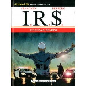 Integrali Bd Nuova Serie - N° 15 - Finanza E Demoni - I.R.S. Aurea Books And Comix