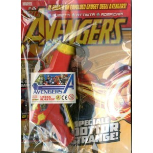 Marvel Adventures - N° 45 - Avengers Magazine 36 - Panini Comics