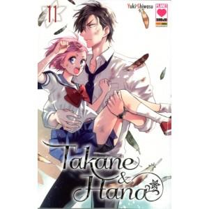 Takane & Hana - N° 11 - Manga Heart 39 - Panini Comics