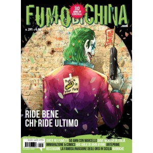 Fumo Di China - N° 291 - Fumo Di China - Cartoon Club