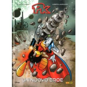 Pk Un Nuovo Eroe - N° 1 - Un Nuovo Eroe - Topolino Fuoriserie Panini Comics