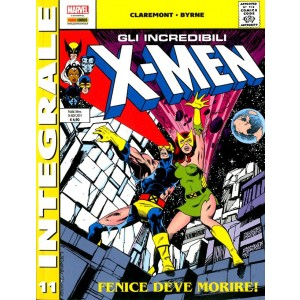 X-Men Di Chris Claremont - N° 11 - Gli Incredibili X-Men - Marvel Integrale Panini Comics
