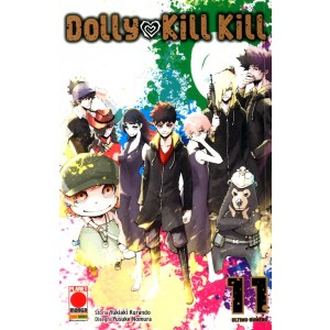 Dolly Kill Kill (M11) - N° 11 - Sakura 37 - Panini Comics