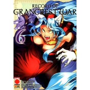 Record Of Grancrest War - N° 6 - Akuma 34 - Panini Comics