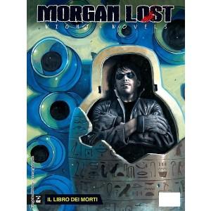 Morgan Lost Night Novels N.3 - Il libro dei morti