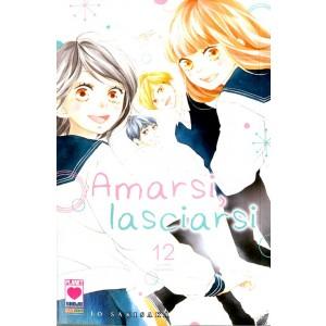 Amarsi Lasciarsi (M12) - N° 12 - Planet Ai 37 - Panini Comics