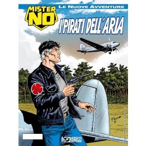 Mister No - Le nuove avventure N.8 - I pirati dell'aria