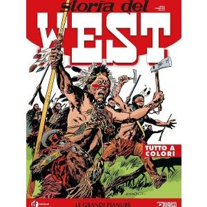 Storia del West N.11 - Le grandi pianure