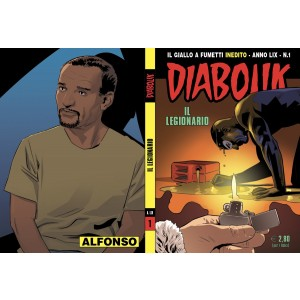 Diabolik Anno 59 - N° 1 - Il Legionario - Astorina Srl