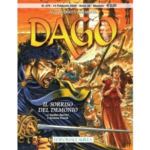 Dago Anno 22 In Poi - N° 279 - Il Sorriso Del Demonio - Nuovifumetti Presenta Editoriale Aurea