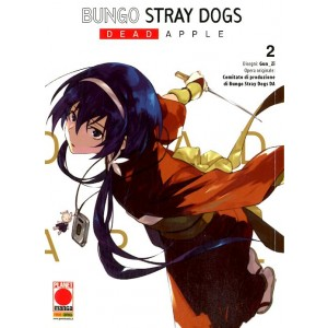 Bungo Stray Dog Dead Apple - N° 2 - Manga Universe 137 - Panini Comics
