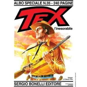 Speciale Tex N.35 - Tex l'inesorabile