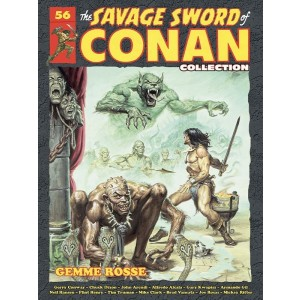 The Savage Sword of Conan Collection uscita 56