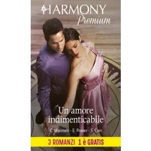Harmony Premium - Un amore indimenticabile Di Carol Marinelli, Elizabeth Power, Susanna Carr