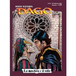 Dago Colore Nuova Ristampa - N° 56 - La Maschera E Il Volto - Editoriale Aurea