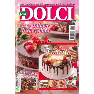 PIU' DOLCI CON VOLUMETTO N. 0223