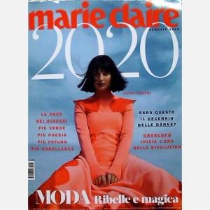 Marie Claire Gennaio 2020