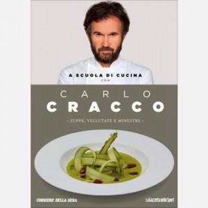 OGGI - A scuola di cucina con Carlo Cracco Zuppe, vellutate e minestre