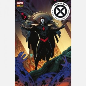 I nuovissimi X-Men Powers of X   5