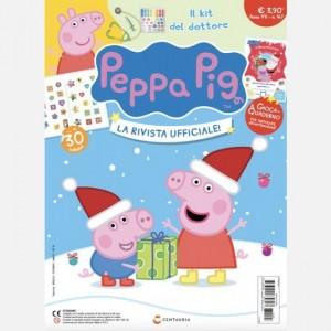 Peppa Pig - La Rivista Ufficiale! Uscita N° 147 + Il kit del dottore