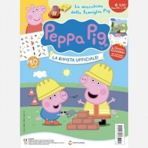 Peppa Pig - La Rivista Ufficiale! Uscita N° 149 +  La macchina della famiglia Pig