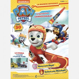 PAW Patrol - La rivista ufficiale Febbraio 2020