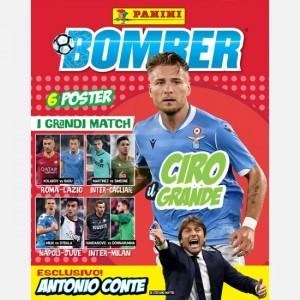 BOMBER - La rivista ufficiale Panini sul calcio Dicembre 2019