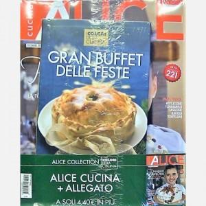 Alice Cucina - I colori della cucina Gran buffet delle feste