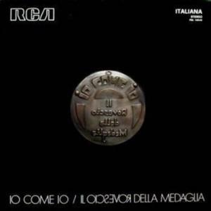 Progressive Rock italiano in Vinile Io come io - Il rovescio della medaglia