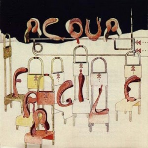 Progressive Rock italiano in Vinile Acqua Fragile, Acqua Fragile