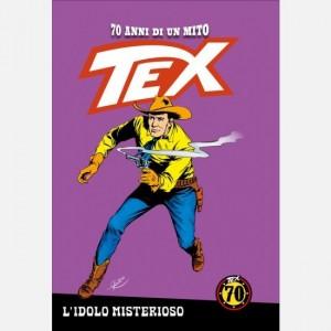 TEX - 70 anni di un mito L'idolo misterioso