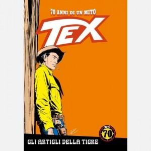 TEX - 70 anni di un mito Gli artigli della tigre